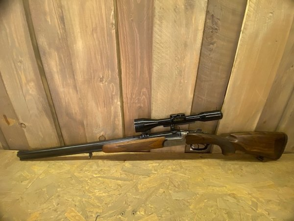 No. 200290 O/U Shotgun Rifle Combo Sabatti Princess